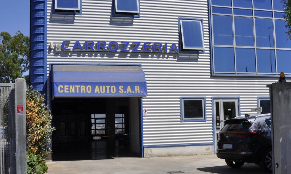 Sede del Centro Auto SAR a Dragona